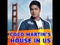 Coco Martin's house in US   KAMI   The Kadenang Ginto young stars were lucky to visit the cozy house