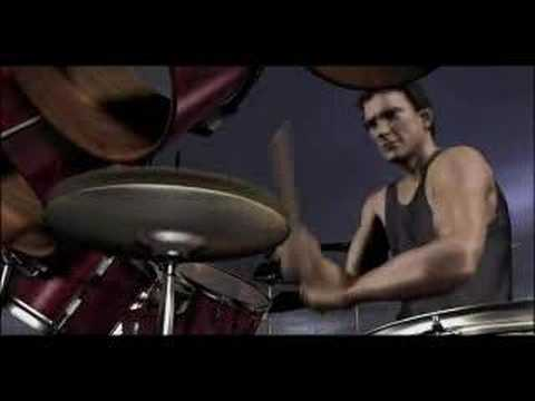 ─►[Neil Peart] Animation - Drummer From Rush Playing YYZ (PART 1 OF 2)✔