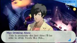 Persona 3 Portable P3P Vincent Cameo ( Catherine ps3 xbox 360 )