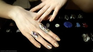 oOo Ring Collection oOo ASMR oOo Soft spoken, Whisper at the end oOo