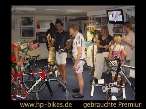 h bner premium bikes gebrauchte rennr der aus hamburg youtube. Black Bedroom Furniture Sets. Home Design Ideas