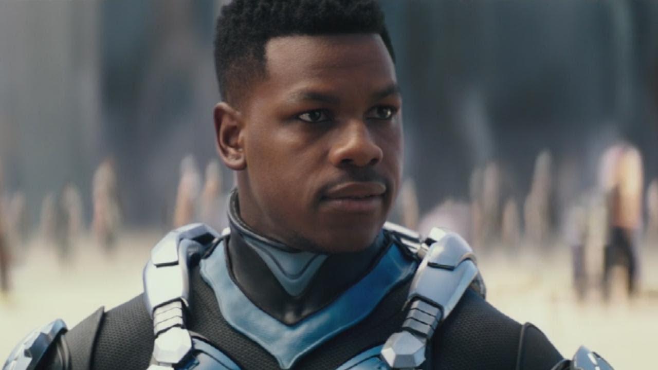 'Pacific Rim Uprising' Trailer: John Boyega Prepares for War Against Extinction