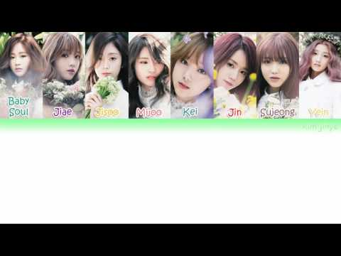 Lovelyz (러블리즈) – Bookmark (책갈피) Lyrics (Han|Rom|Eng | Color Coded)