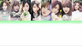 [3.23 MB] Lovelyz (러블리즈) – Bookmark (책갈피) Lyrics (Han|Rom|Eng | Color Coded)