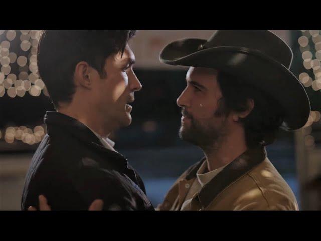 Dashing in December Trailer (Gay Christmas Movie)
