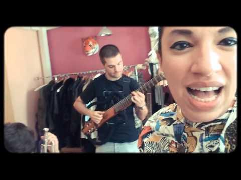 Banda Magda - My, my, my, my, my Sharona in rehearsal