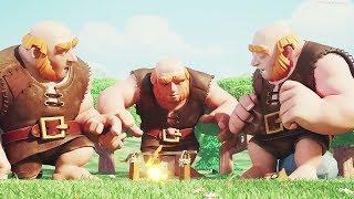 Ищу друзей играть в Клэш оф Кланс видео #78 ● Братыня и Clash of clans