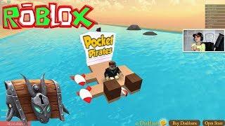 NEW UPDATE! Pocket Pirates Alpha Roblox / Roblox Adventures!