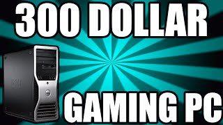 Video Best 300 Dollar Gaming PC Build June 2016 - RIP Consoles (Plays Every Game 1080p) download MP3, 3GP, MP4, WEBM, AVI, FLV Juli 2018