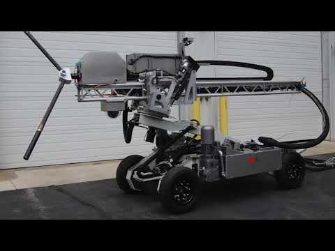 Big Sky Engineering utilizes igus® parts in pipeline repair robot