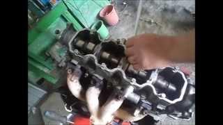 ремонт двигателя ДЕУ Эсперо