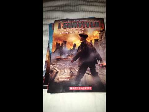 All My I Survived Books