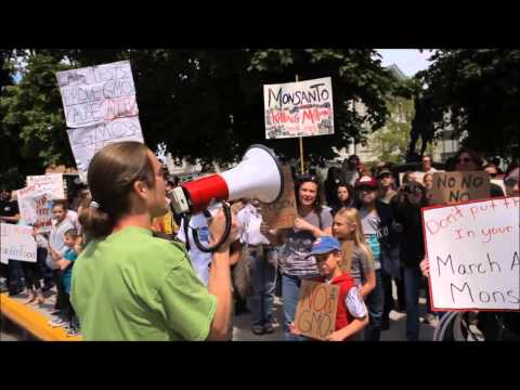 March Against Monsanto. May 24. 2014