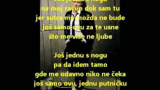 Chords For Dzenan Loncarevic Putnicka Tekst Lyrics