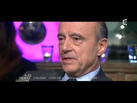 Les grandes questions avec Alain Juppé - 30/10/2014