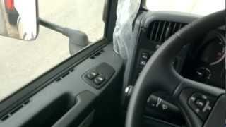 Scania p410 video cabina interior.mp4