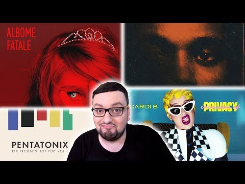 Cardi B - Invasion Of Privacy, The Weeknd, Pentatonix, Gg - Albome Fatale + РОЗЫГРЫШ!