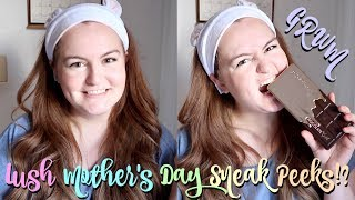 VERY CHATTY GRWM | Lush Mother's Day 2018 Thoughts & Opinions!