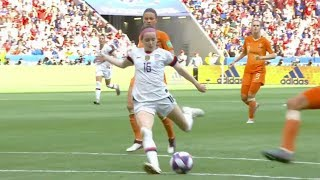 The Final Goal. Will be long remembered! 2019 FIFA Women's World Cup