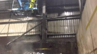 Bradbury,  Building Cleaning 2015