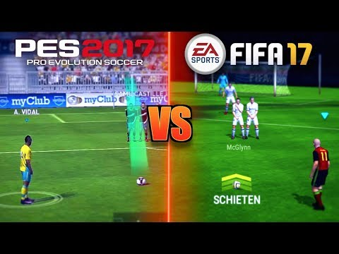 PES 17 MOBILE x FIFA<br><iframe title=