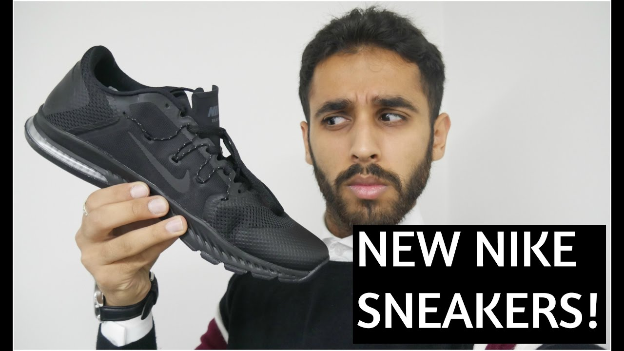 new style fd47f 83e88 NEW NIKE ZOOM TRAIN COMPLETE REVIEW !
