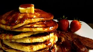 Pancakes on the Blaze Griddle | Recipe