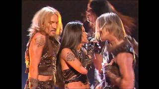 2004 Eurovision Ukraine - Ruslana - Wild dances HQ