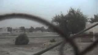 Rare footage - Italian Army patrol ambushed in Iraq