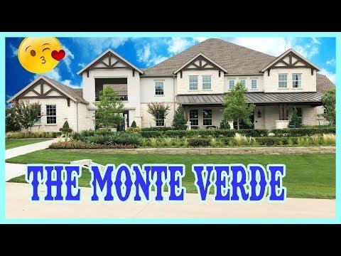The Monte Verde@ Flower Mound, TX/ TOWN LAKE Luxury Community