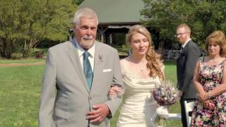 Shannon + Brian September 10, 2016 (Filmed by: Filming the Bride)