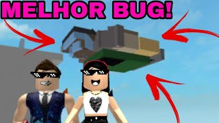 ROBLOX: HOW TO MAKE BUG BY MOBILE, and DANCE IN MURDER MISTERY!!! (Murder Mistery)