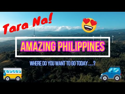 Amazing Philippines   Where Do You Want To Go Today