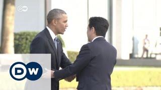 أوباما يدعو من هيروشيما الى عالم خال من السلاح النووي | الأخبار
