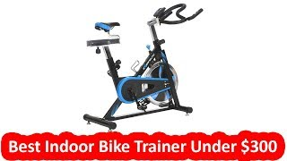 Best Indoor Bike Trainer Under $300: Exerpeutic LX7