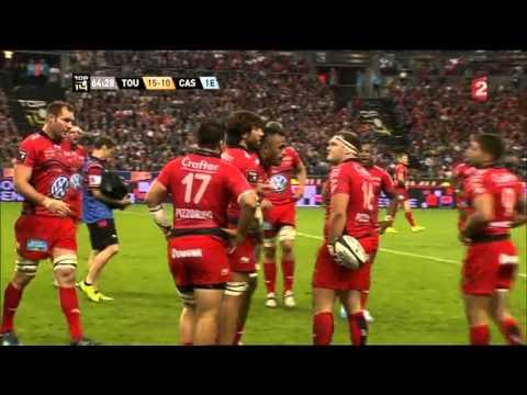 Top 14 - Finale _ Toulon - Castres (2014) EN ENTIER fr