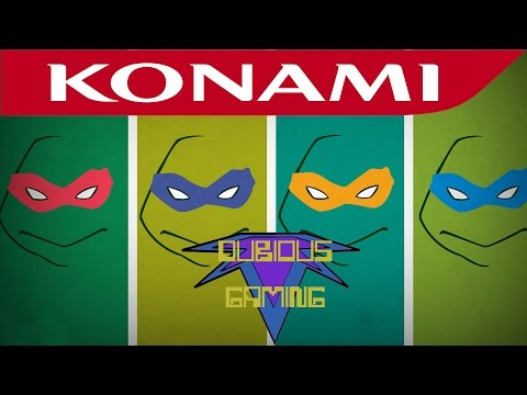 Every Teenage Mutant Ninja Turtle Game By Konami (1989-2005) Review - Dubious Gaming