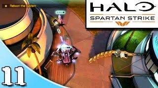 Halo: Spartan Strike - Part 11 (1080p 60fps Let