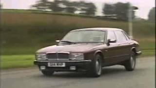 Jaguar XJ XJ40 (1986-1994) test review