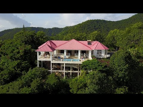 St Lucia vacation at Villa Grand Piton in Soufriere