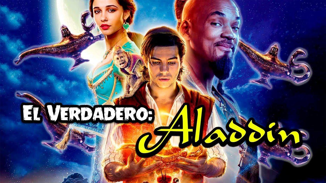 Ver La Verdadera Historia de Aladdin en Español