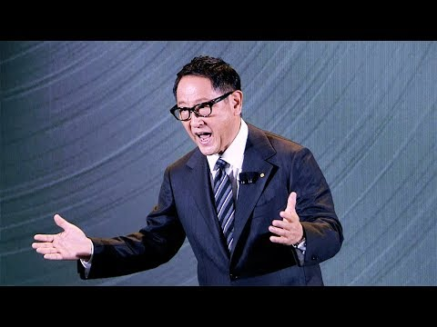 Toyota Investor Summit: Video of Akio Toyoda's remarks