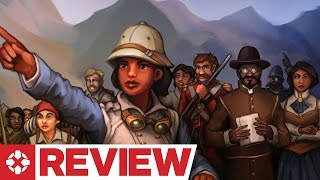 Clockwork Empires Review (Video Game Video Review)