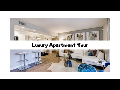 My First Luxury Apartment Tour: Memphis, TN