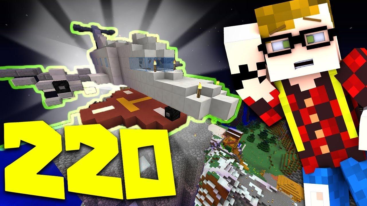 Jet Privato Minecraft : Il jet privato di st pny minecraft ita youtube