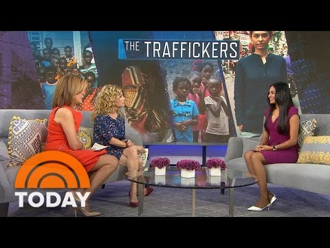 'The Traffickers' Explores Dark Side of Black Market In Adoptions, Pharmaceuticals, Organs | TODAY