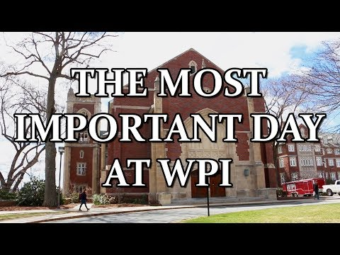 THE MOST IMPORTANT DAY AT WPI | UNDERLEVELED 17