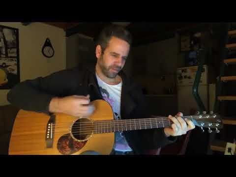 Mother (Pink Floyd)-  Acoustic Cover by Yoni Schlesinger