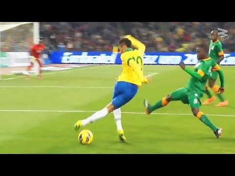 Top 5 Skills Invented by Neymar Jr