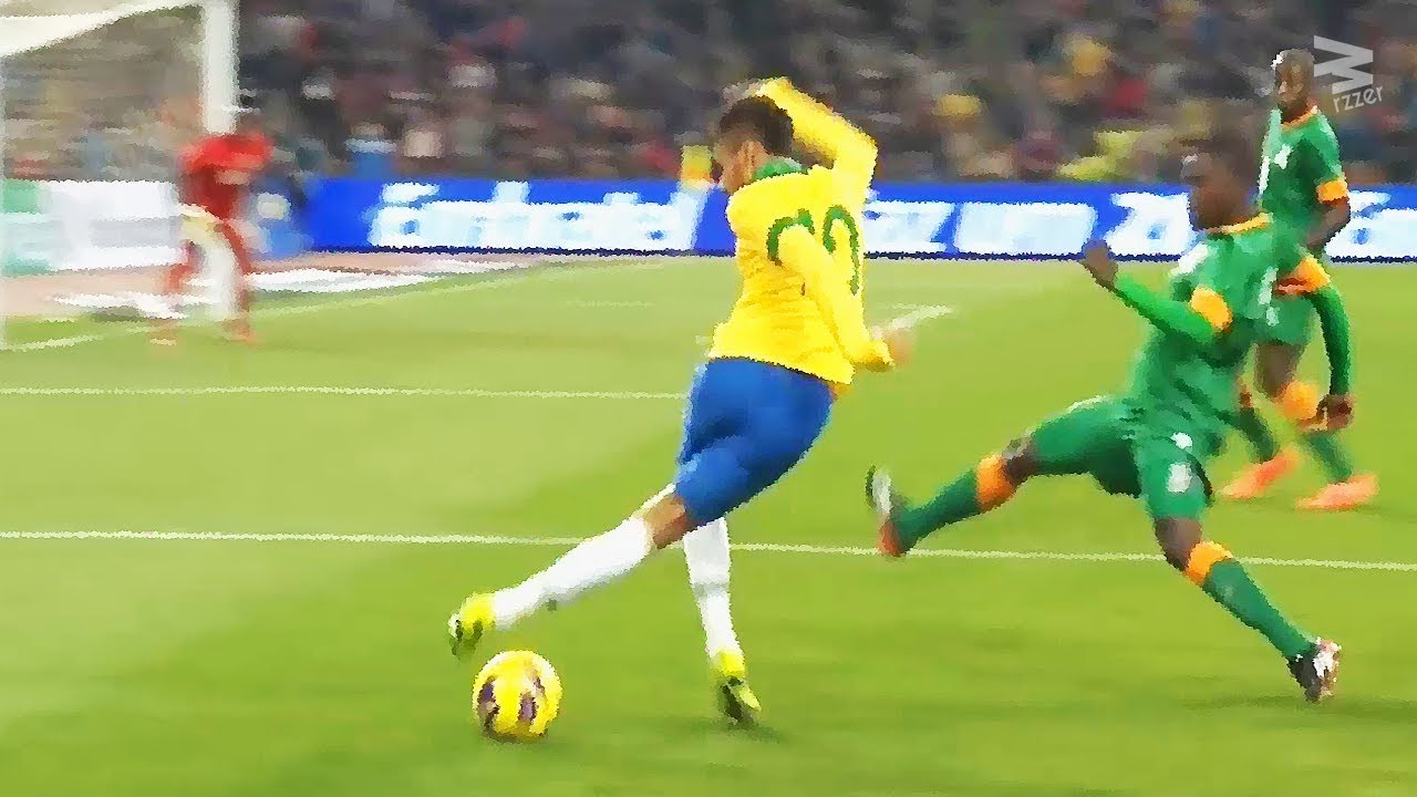 Top 5 Skills Invented By Neymar Jr Youtube